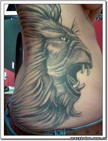 Татуировка птица татуировка